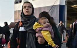 Số đơn xin tị nạn tại EU giảm xuống mức thấp nhất trong 8 năm