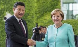 Quan hệ châu Âu-Trung Quốc ra sao nếu Thủ tướng Đức Merkel rời nhiệm sở?