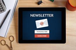Tiềm năng của email đối với ngành báo chí