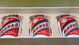 Nhà sản xuất rượu Mao Đài trở thành công ty đại chúng lớn nhất Trung Quốc