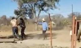 Chủ mỏ Trung Quốc gây phẫn nộ khi nổ súng bắn người lao động Zimbabwe