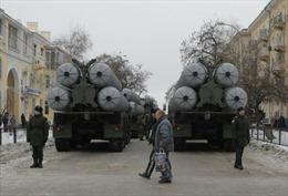 Thổ Nhĩ Kỳ thử nghiệm tên lửa S-400 của Nga với tiêm kích Mỹ