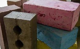 Gạch thân thiện với môi trường thay thế gạch truyền thống 5.000 năm qua