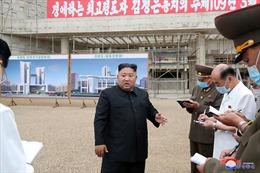 Chủ tịch Kim Jong-un chỉ trích các quan chức thi công bệnh viện Bình Nhưỡng