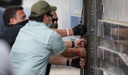 Video đặc vụ Mỹ tiến vào Lãnh sự quán Trung Quốc ở Houston