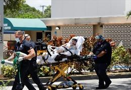 Mỗi phút lại có một người tử vong vì COVID-19 tại Mỹ