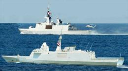 Thổ Nhĩ Kỳ tố Ai Cập chỉnh sửa ảnh tập trận chung với Pháp