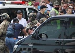 Video đặc nhiệm Ukraine xử lý kẻ bắt cóc con tin