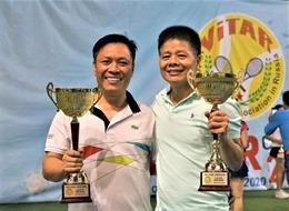 Giải quần vợt gắn kết người Việt trong mùa COVID-19 tại LB Nga
