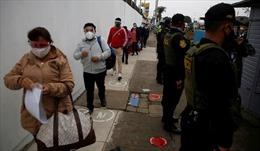 Hàng trăm bé gái, phụ nữ Peru mất tích trong phong tỏa vì COVID-19
