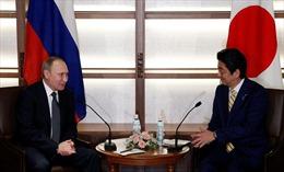 Thủ tướng Nhật Bản Abe sẽ điện đàm với Tổng thống Putin