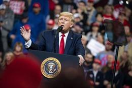 Tin tặc tấn công trang web vận động tranh cử của Tổng thống Trump