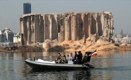 Lại phát hiện hàng tấn ammonium nitrate tại cảng Beirut