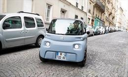 Xe 4 bánh mới tại Pháp thiếu niên 14 tuổi cũng được điều khiển