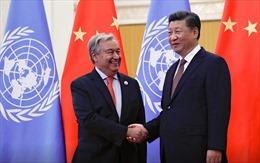 Tổng thư ký Liên hợp quốc nhận định về quan hệ Mỹ-Trung