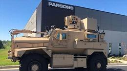 Không quân Mỹ sử dụng hệ thống laser dò phá bom mìn từ xa 300 m