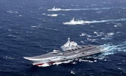 Trung Quốc liên tiếp tập trận tại các vùng biển