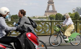 'Cách mạng đạp xe' tại châu Âu vì dịch COVID-19