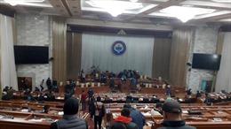 Nhóm đối lập tự nhận nắm quyền lực tại Kyrgyzstan