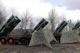 Nhiều nước dè chừng khi Thổ Nhĩ Kỳ tiếp tục thử S-400
