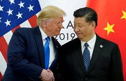 Tổng thống Trump tiết lộ đã lâu không trao đổi với Chủ tịch Trung Quốc Tập Cận Bình