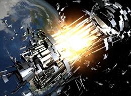 Vệ tinh Liên Xô 'né' va chạm với tên lửa đẩy Trung Quốc