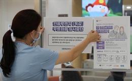 Chín người tại Hàn Quốc bị tử vong sau khi tiêm vaccine phòng cúm