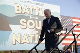 Bầu cử Mỹ: Video cắt ghép về ông Biden thu hút 1 triệu lượt xem trong chưa đầy 24 giờ