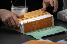 Thiết bị bầu cử có thể là 'ác mộng' của việc tái kiểm phiếu