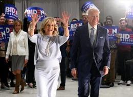 Hậu phương vững chắc hơn 4 thập niên của ông Joe Biden