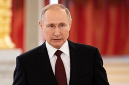 Điện Kremlin bác bỏ thông tin báo Anh đưa về sức khỏe Tổng thống Putin