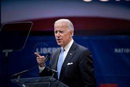 Ứng cử viên đảng Dân chủ Joe Biden có bài phát biểu toàn quốc trong thời điểm gay cấn
