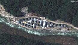 Ảnh vệ tinh cho thấy Trung Quốc xây dựng làng gần biên giới tranh chấp với Ấn Độ, Bhutan