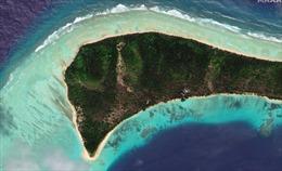 Biến đổi khí hậu khiến nhiều đảo nhỏ mở rộng diện tích