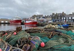 Hải quân Anh sẽ bảo vệ vùng biển đánh cá trong viễn cảnh Brexit không thỏa thuận