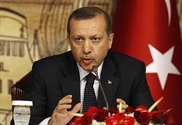 Lẩy thơ tại Ajerbaijan, Tổng thống Thổ Nhĩ Kỳ khiến Iran phẫn nộ