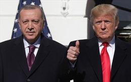 Chính quyền Tổng thống Trump sắp trừng phạt Thổ Nhĩ Kỳ