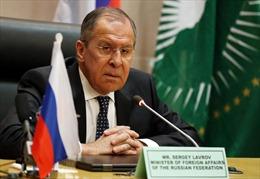 Ngoại trưởng Nga nêu quan điểm về START Mới và chính quyền ông Biden
