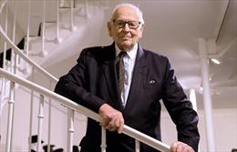 Biểu tượng thời trang Pháp Pierre Cardin qua đời