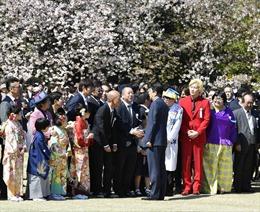 Cựu Thủ tướng Nhật Bản Abe bị thẩm vấn vì bê bối 'hoa anh đào'