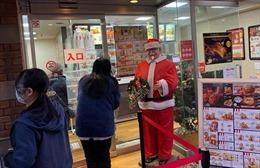 'Món tủ' của người Nhật Bản trong lễ Giáng sinh suốt 50 năm qua