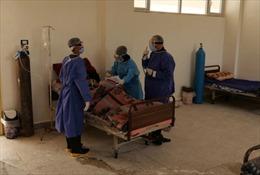 Căn cứ IS trở thành nơi điều trị bệnh nhân COVID-19 tại Syria