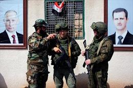 Nga, Syria tập trận chống khủng bố chung