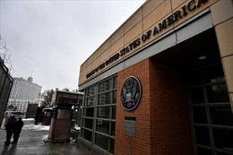 Nga cáo buộc Mỹ châm ngòi 'chiến tranh thị thực'