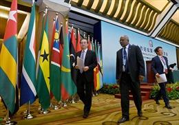 Các ngoại trưởng Trung Quốc 30 năm liên tiếp tới thăm châu Phi trong chuyến công du đầu năm