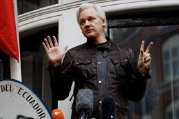 Tòa án Anh bác đề nghị dẫn độ 'cha đẻ WikiLeaks' sang Mỹ