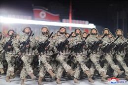 Triều Tiên có thể tổ chức diễu binh mừng Đại hội Đảng Lao động