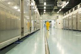 Iran tuyên bố vượt mục tiêu làm giàu urani