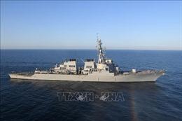 Mỹ, Nga điều nhiều tàu chiến đến Biển Đen