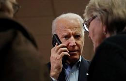 Điện đàm-công cụ ngoại giao ưu việt của Tổng thống Biden ở thời điểm hiện tại